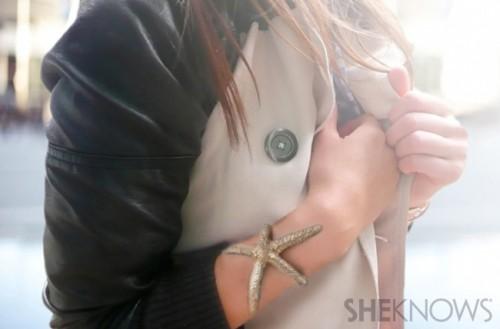 starfish cuff bracelet (via sheknows)