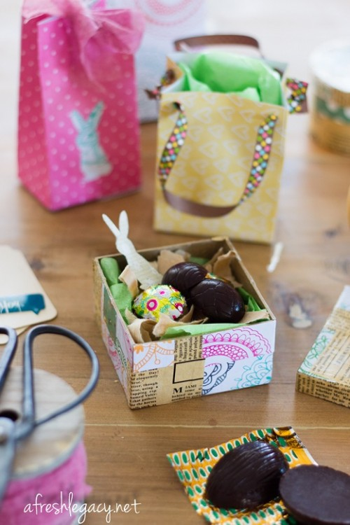 Easter gift wraps (via afreshlegacy)