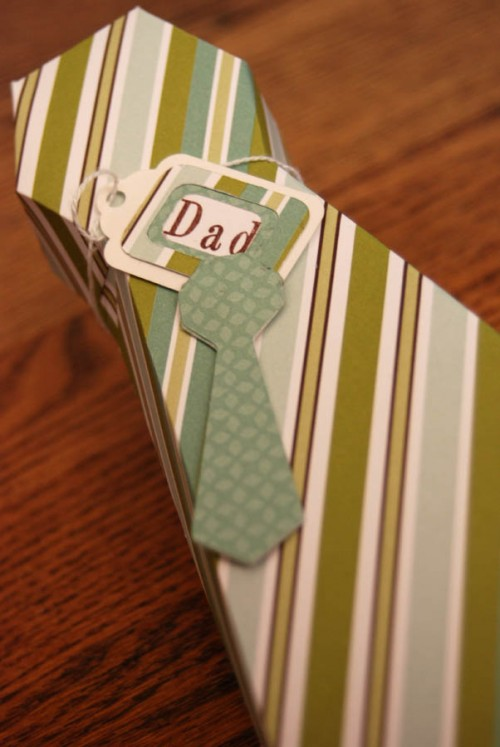 Cute Diy Fathers Day Giftbox