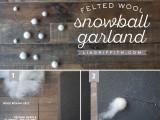 cute-diy-felted-wool-snowball-garland-3