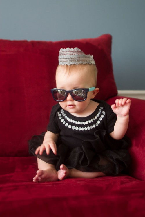 Audrey Hepburn costume (via creativehouseblog)