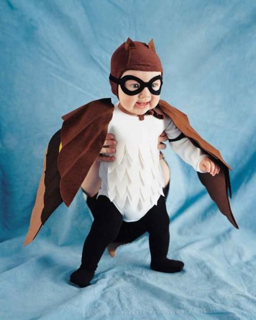 owl costume (via marthastewart)