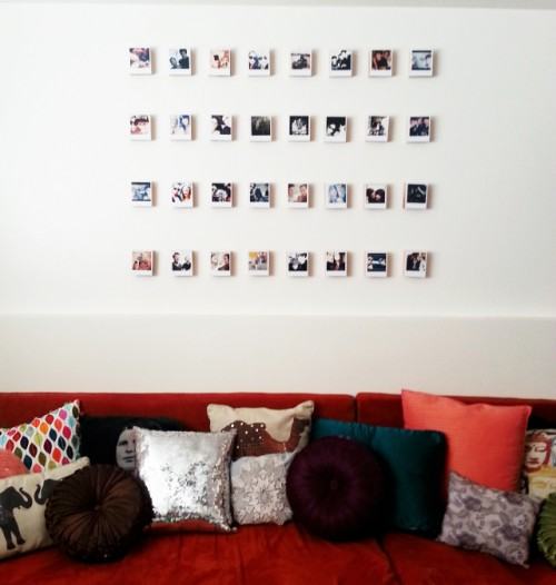 Cute Diy Instagram Polaroid Blocks