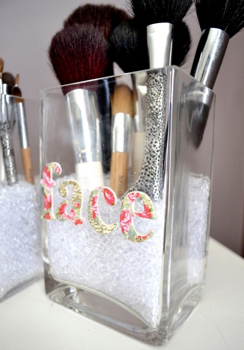 Makeup Brush Holder Diy - Mugeek Vidalondon