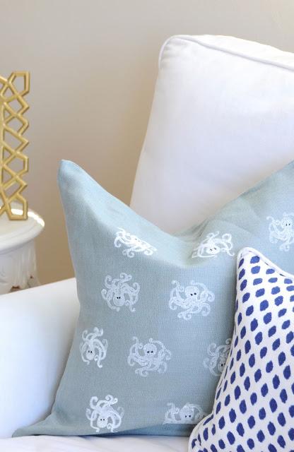 Cute DIY Octopus Pillow | Shelterness