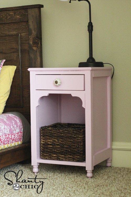 cute cut girlish nightstand (via shanty-2-chic)