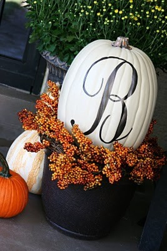 45 cute and cozy fall and halloween porch d cor ideas photo 19