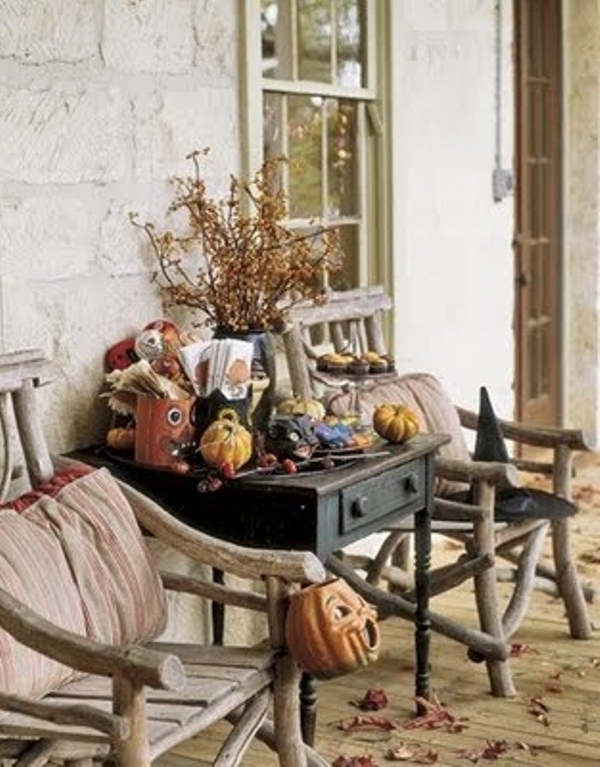 Magnificent Primitive Front Porch Halloween Decorating Ideas 600 x 767 · 143 kB · jpeg
