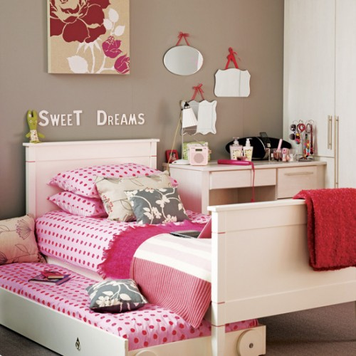 21 Cute Young Girls Room Designs