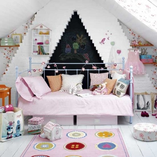 21 cute young girls room designs shelterness - Cute things for girls room ...