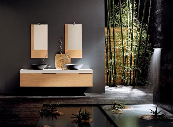 Picture Of Dark Bathroom Design Ideas