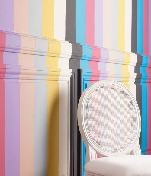 10 Ideas To Decorate Walls With Moldings