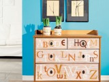 Decorating An Old Sideboard