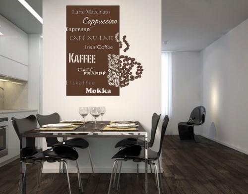 Decorating For Coffee Fans