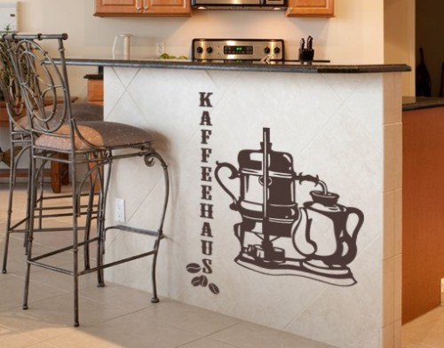 25 wall decorating ideas for coffee fans shelterness