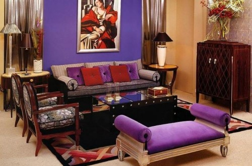 Decorating In Art Deco Style