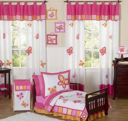 23 Ideas To Decorate Girls Room With Butterflies