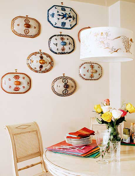 Decorating Walls With Cookware