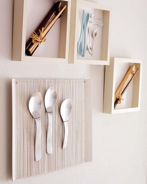 How To Decorate Your Walls Using Different Tableware