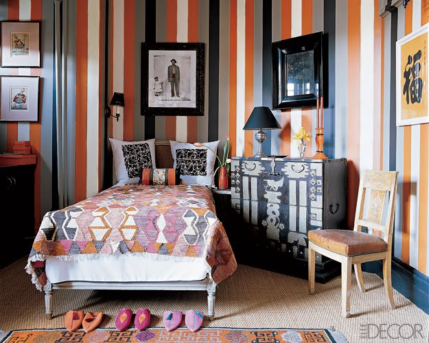 Decorating Walls With Lines