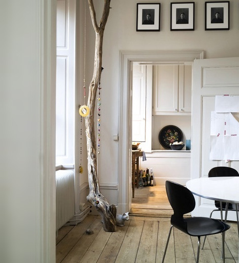 20 Cool Ideas To Decorate Your Interior With Tree Branches ...