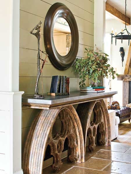 unique console table ideas interior design ideas