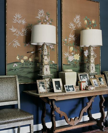You Can Display Your Family Photos On Such Table.