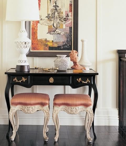 Foyer Table Used : Console table decor ideas shelterness