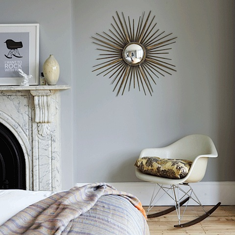Decorating With Sunburst Mirrors
