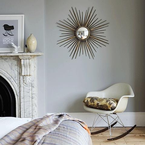 Decorating With Sunburst Mirrors