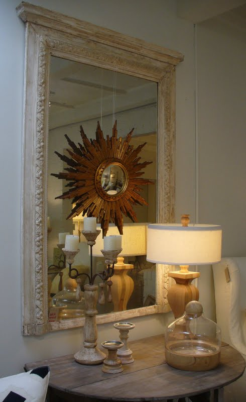 21 Decorating Ideas Of Using Sunburst Mirrors : Shelterness