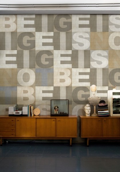 Decorating With Words