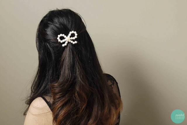 Delicate Diy Bow Hair Accessories