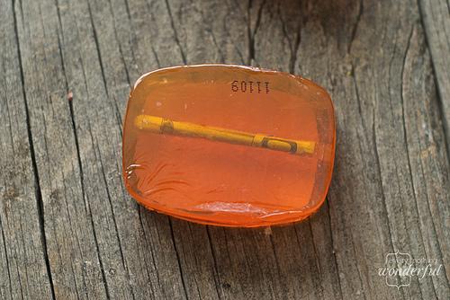 gift money soap