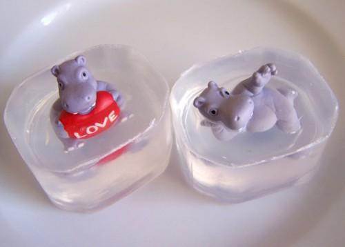 diy aspic soap