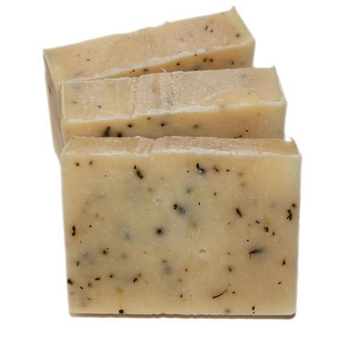 handmade tea soap