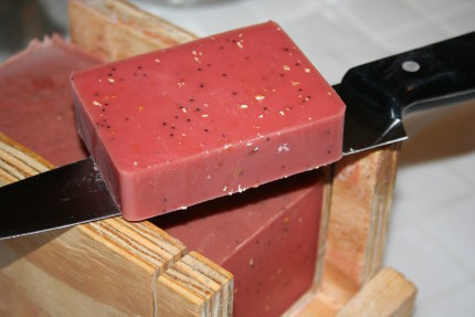 oils and fragrance soap