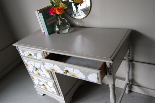 Desk Renovation After