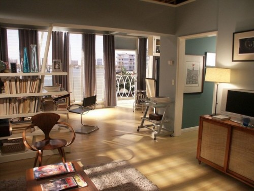 Dexter Apartment Interior