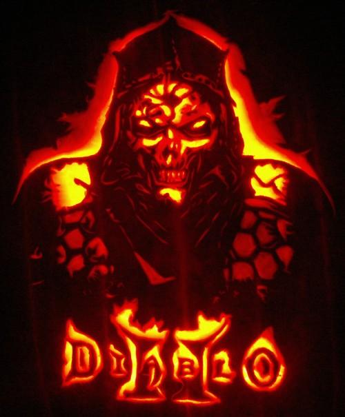 Diablo 2 Pumpkin