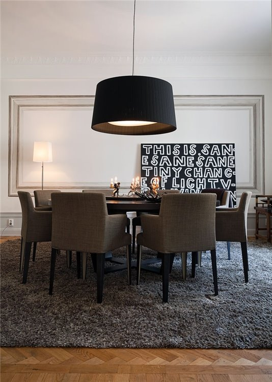 Picture of dining room deisgn ideas for Dining room area ideas