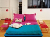 Disco Inspired Bedroom Design