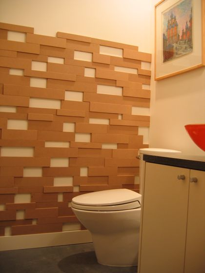 Diy 3d wallpapers shelterness - Cheap wall paneling ideas ...