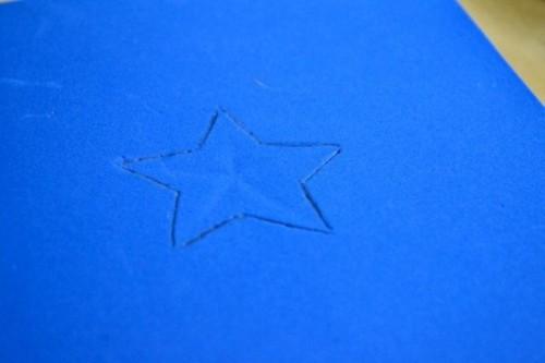 Diy 4th Of July Star Napkin Rings
