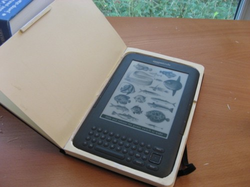 Diy Moleskine Kindle Case