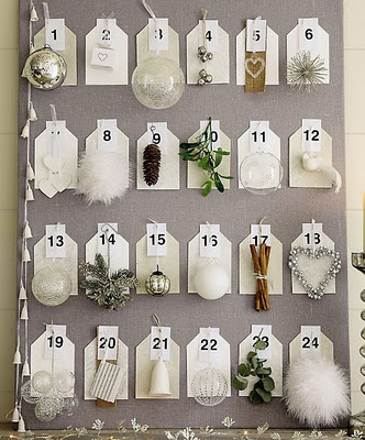 50 cool diy advent calendars shelterness diy advent calendar solutioingenieria Image collections