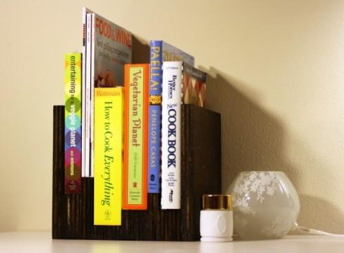 Diy Anthropologie Inspired Mini Bookcase
