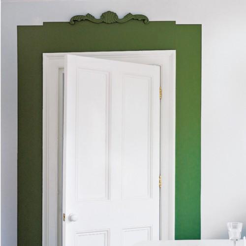 Diy Art Deco Doorway