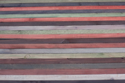 Diy Art Of Wood Strips