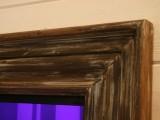 Diy Barn Wood Tv Frame